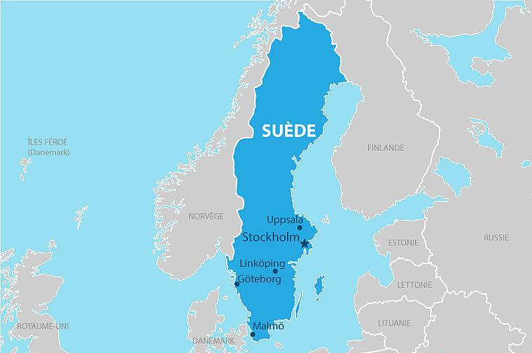 Comment immatriculer une voiture de la Suède en France ?