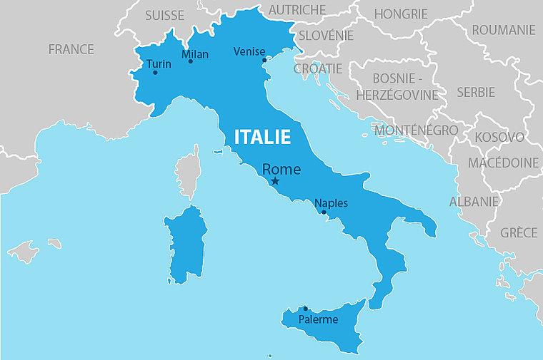 Comment immatriculer une voiture Italienne en France 2020